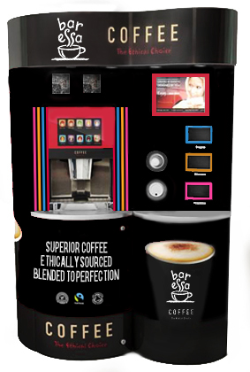 Customised Self Service Coffee Bars Coffee Stands Stalls And Pods