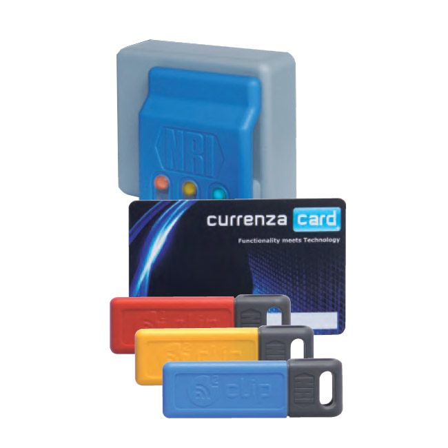 Currenza Cashless Payment System